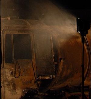 incendiu Orlat
