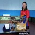Andreea Dragoman numarul 1