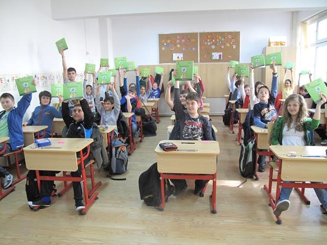 Poza generala ECOlimpiada elevilor