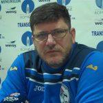 Antrenorul Gazului Metan a recitat o poezie la finalul meciului cu FC Botosani